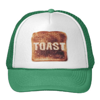 Toast Trucker Hat