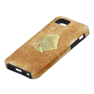 toast with butter iphone case