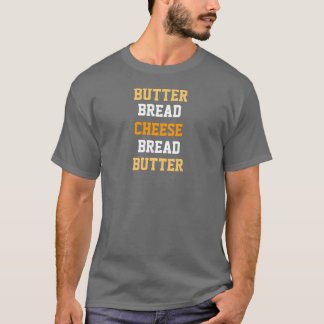 Toasted Cheese Please T-Shirt
