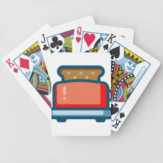 Toaster Bicycle Playing Cards