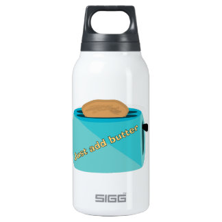 Toaster_Just Add Butter SIGG Thermo 0.3L Insulated Bottle