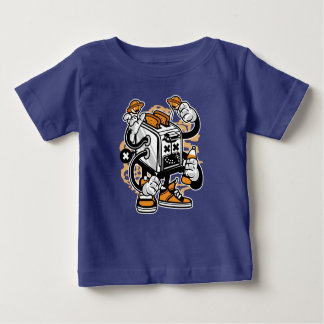 Toaster Monster Baby's T-Shirt