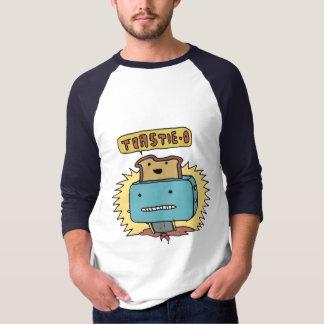 Toastie-O mid sleeved tshirt