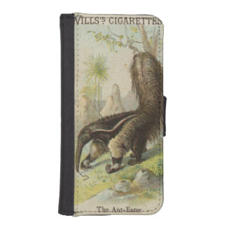 Tobacciana Vintage Wills Cigarette Card Ant-Eater Phone Wallet Cases