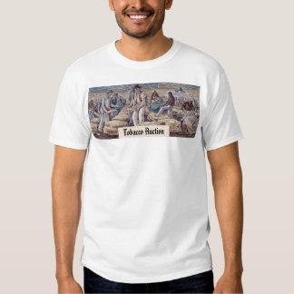 Tobacco Auction T Shirts