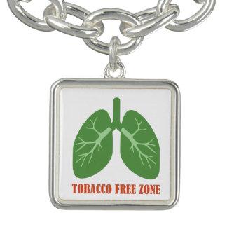 Tobacco Free Zone Bracelet