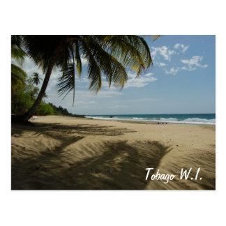 Tobago W.I. Postcard