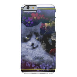 Toby Cat Barely There iPhone 6 Case