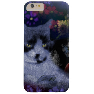 Toby Cat Barely There iPhone 6 Plus Case