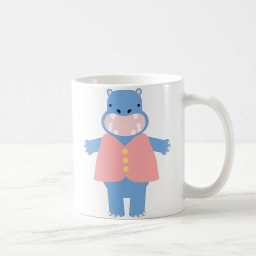 Toby Hippo Mugs