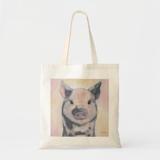 Toby Piglet shopping bag