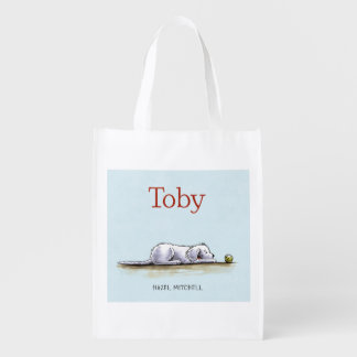 Toby Reusable Baggie Reusable Grocery Bag