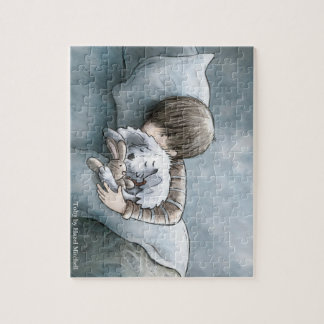 Toby 'The Cuddle' Jigsaw Puzzle 8x10 with Gift Box