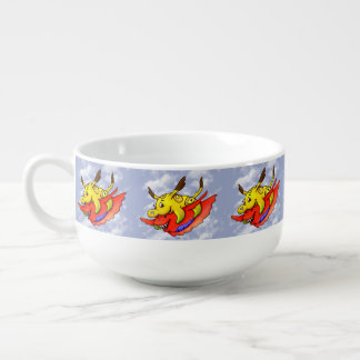 TOCO AND SPLAH Soup Bol MUG Monsters Soup Mug