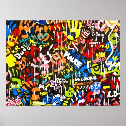 today best award graffiti posters