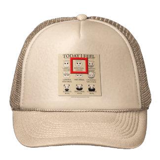 Today I Feel Neutral Good Trucker Hat