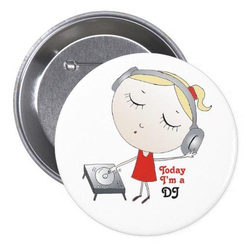 Today I'm a DJ Button