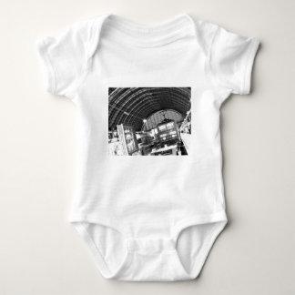 """""""Today of the world art Akagi military officer Baby Bodysuit"""