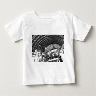 """Today of the world art Akagi military officer Baby T-Shirt"