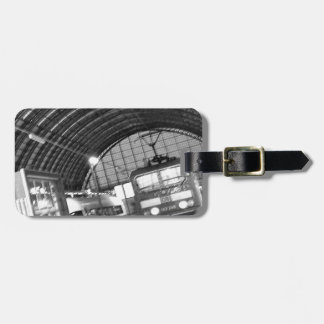 """""""Today of the world art Akagi military officer Luggage Tag"""