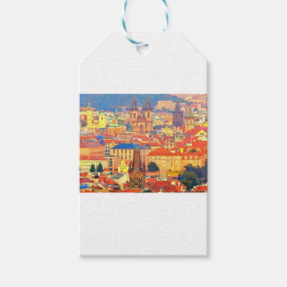 """""""Today of the world modern art world shine Hisashi Pack Of Gift Tags"""