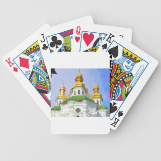 """""""Today of the world   top art world the art Bicycle Playing Cards"""