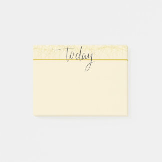 Today Post-it Notes
