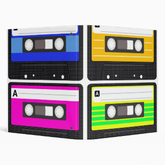 """Today's Best""  Tapes II Binder"