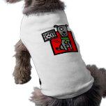Todd Parr - Grey Dog Doggie Shirt
