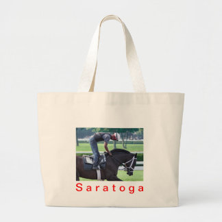 Todd Pletcher Opening Day Workouts Tote Bag