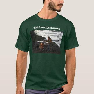 Todd Sucherman Drums Riverside T-Shirt