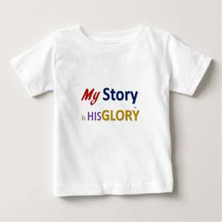 Toddle Tee My Story is His Glory