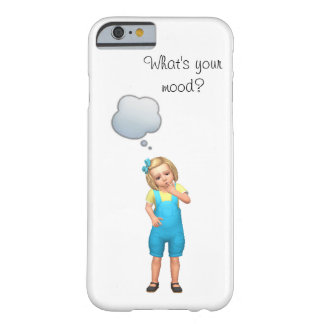 Toddler 1 - iPhone Case - What's your mood? #1