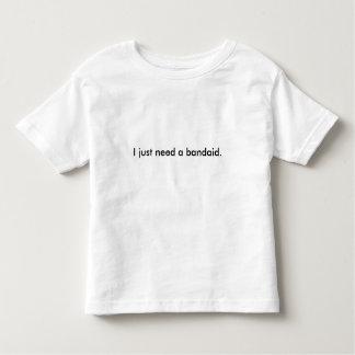 Toddler-Bandaid-Funny Toddler T-shirt