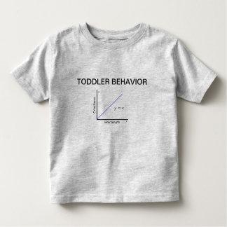 toddler behavior tee