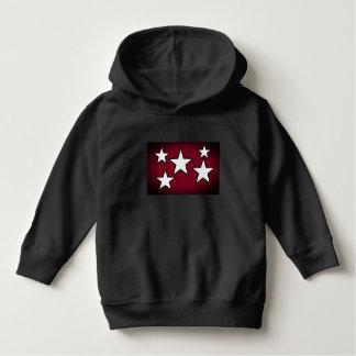 toddler black hoodie by DAL