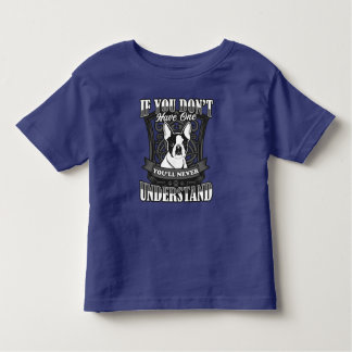 Toddler Boston Terrier Shirt