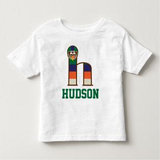 Toddler Boys Football Turkey Tshirt Monogram h