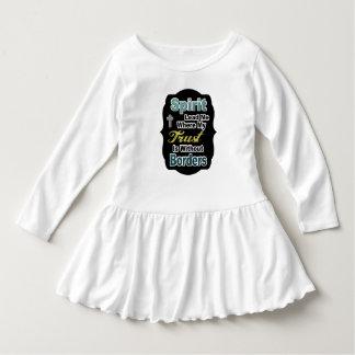 Toddler Christian Dress