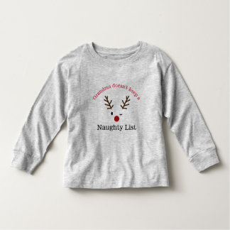 Toddler Christmas Quote T-Shirt