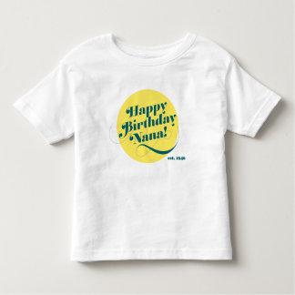 Toddler Curly Toddler T-shirt