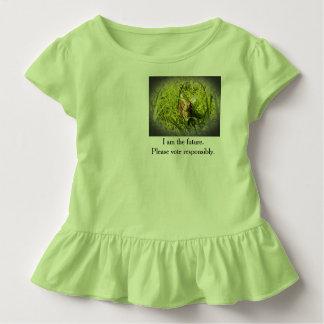 Toddler Dress, Fawn, Dark vignette Toddler T-shirt