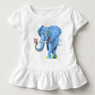 Toddler Elephant Top