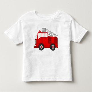 Toddler Firetruck toddler t-shirt