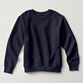 Toddler Fleece Sweatshirt T-Shirt 6 colours