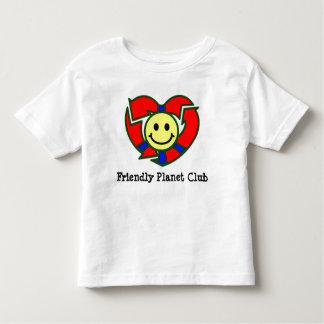 Toddler Friendly Planet Club Shirt