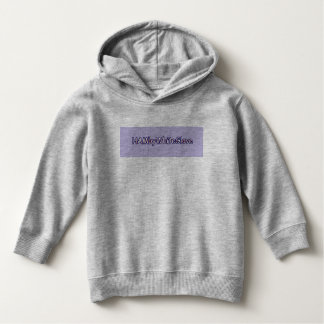 Toddler Gray Purple HAMbyWhiteGlove Pullover