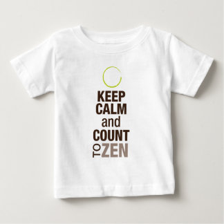 Toddler Keep Calm and Zen T-Shirt