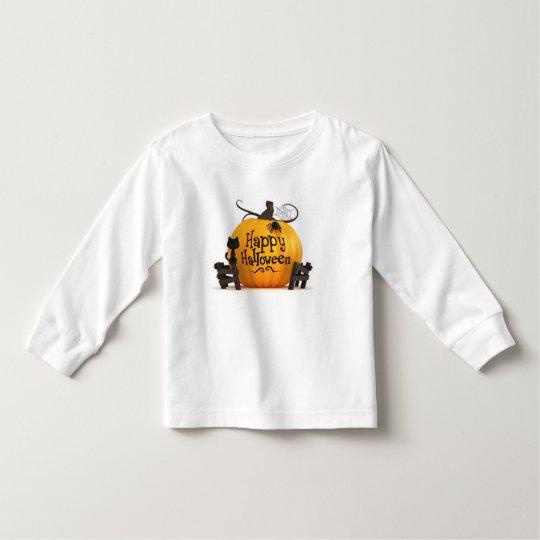 toddler, long sleeve, white, shirt, customize toddler t-shirt