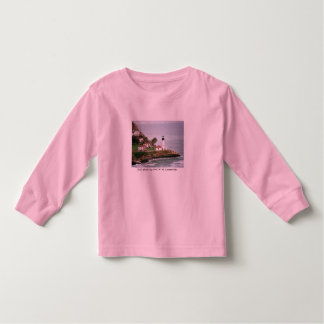 Toddler LS T / Point Loma Lighthouse Toddler T-shirt